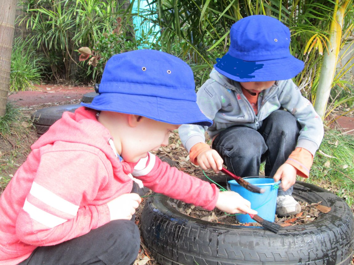 The Preschool Programme